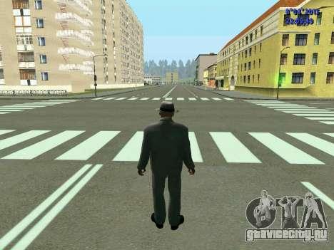Хрущев Никита Сергеевич для GTA San Andreas четвёртый скриншот