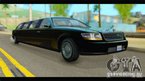 GTA 5 Dundreary Stretch IVF для GTA San Andreas