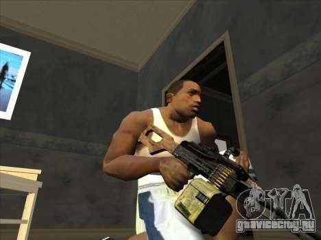 ПКМ из Поля Брани 2 для GTA San Andreas третий скриншот