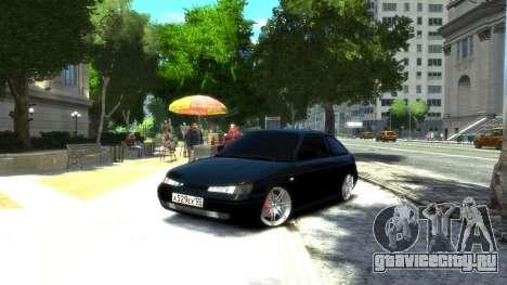 ВАЗ 2112 купе BadBoy для GTA 4
