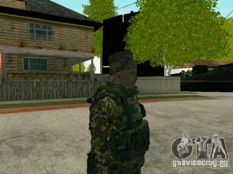 Кубанский Казак для GTA San Andreas шестой скриншот