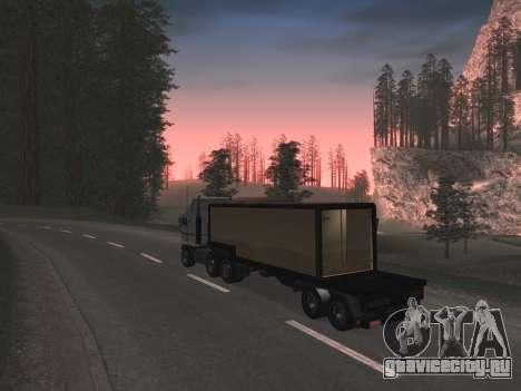 Приятный ColorMod Final для GTA San Andreas двенадцатый скриншот