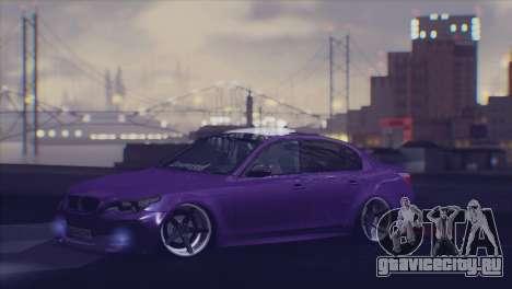 Real Live ENB для GTA San Andreas четвёртый скриншот
