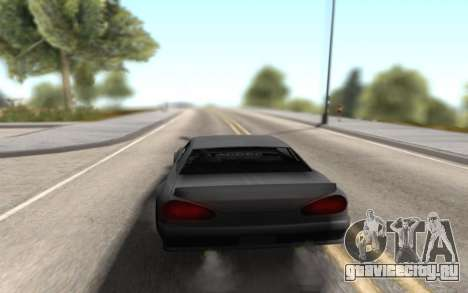 Elegy Drift by Randy v1.1 для GTA San Andreas вид сзади слева