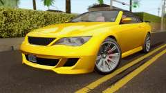 GTA 5 Ubermacht Zion XS Cabrio