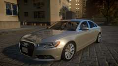 Audi A6 2012 v1.0 для GTA 4