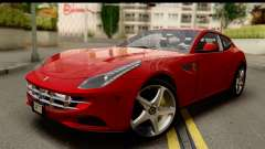 NFS Rivals Ferrari FF для GTA San Andreas