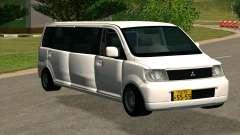 Mitsubishi EK Wagon Limo