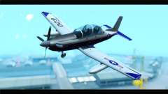 Beechcraft T-6 Texan II  United States Navy для GTA San Andreas