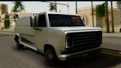 Burney Van для GTA San Andreas
