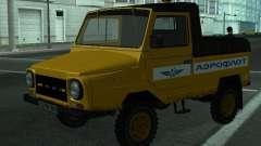 ЛуАЗ-2403 Аэрофлот