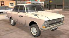 Москвич 412 Такси для GTA San Andreas
