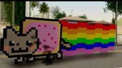 Nyan Cat для GTA San Andreas