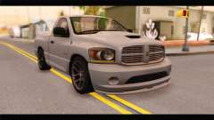 Dodge Ram SRT10 2006 Stock для GTA San Andreas