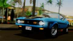 Ford Mustang Mach 1 429 Cobra Jet 1971 IVF АПП