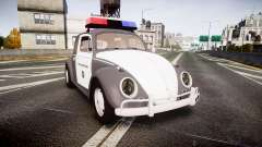 Volkswagen Fusca 1980 Military Police Sao Paulo