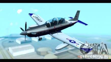 Beechcraft T-6 Texan II US Air Force 2 для GTA San Andreas