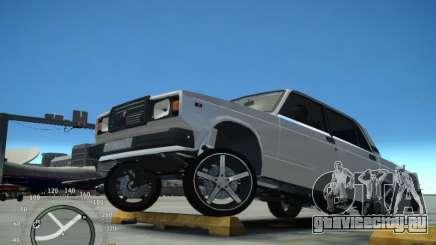 VAZ 2107 Aze для GTA 4