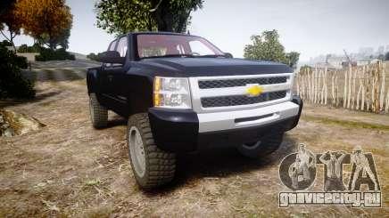 Chevrolet Silverado 1500 LT Extended Cab wheels3 для GTA 4