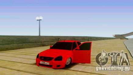 ВАЗ 2170 БПАN для GTA San Andreas