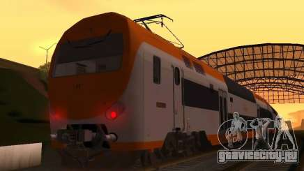 ONCF Ansaldo Breda Z2M (Замыкающий вагон) для GTA San Andreas