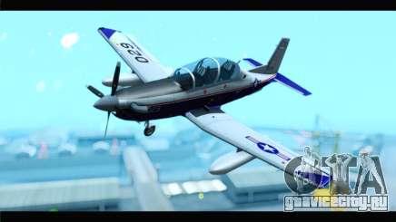 Beechcraft T-6 Texan II  United States Navy для GTA San Andreas