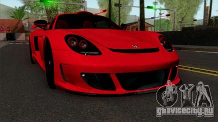 Gemballa Mirage GT v3 Windows Down для GTA San Andreas