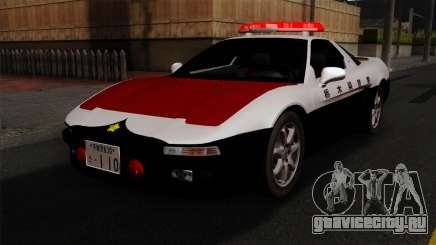 Honda NSX Police Car для GTA San Andreas