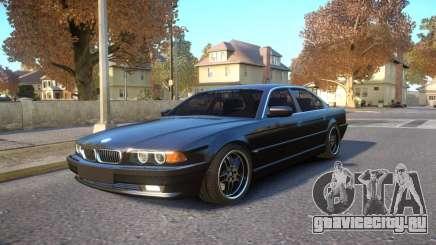 BMW 750i e38 1994 Final для GTA 4