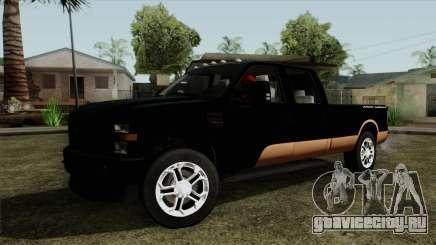 Ford F350 Harley Davidson для GTA San Andreas
