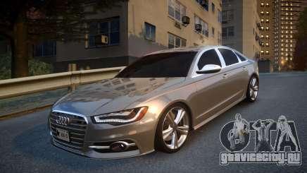 Audi S6 v1.0 2013 для GTA 4