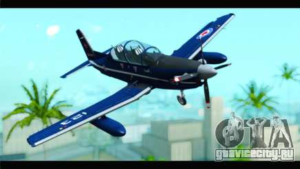 Beechcraft T-6 Texan II Royal Canadian Air Force для GTA San Andreas