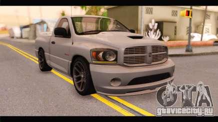 Dodge Ram SRT10 2006 Stock для GTA San Andreas