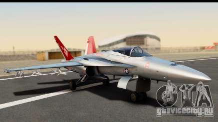 McDonnell Douglas FA-18C Hornet VMFA-232 USMC для GTA San Andreas