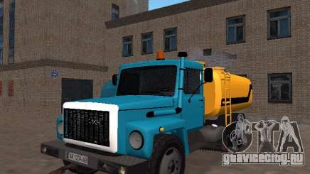 ГАЗ 53 Поливальная для GTA San Andreas