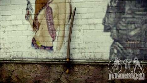 Red Army Shashka для GTA San Andreas второй скриншот