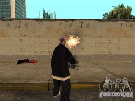 ENB Real Monsters для GTA San Andreas шестой скриншот