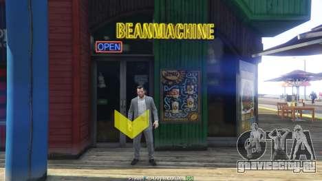 Кофейня для GTA 5 второй скриншот