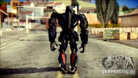 Lockdown Skin from Transformers для GTA San Andreas второй скриншот