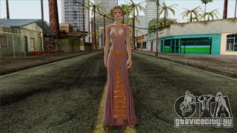 Mistel Skin для GTA San Andreas