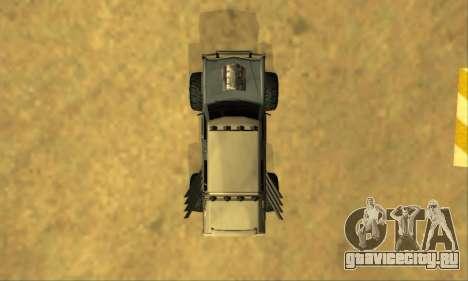 Hellish Extreme CripVoz RomeRo 2015 для GTA San Andreas салон
