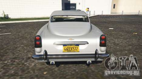 New York State License plate для GTA 5