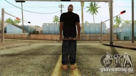Tupac Shakur Skin v2 для GTA San Andreas второй скриншот