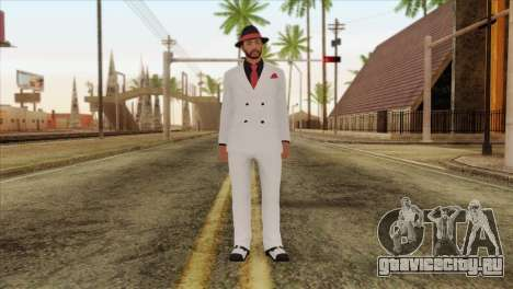GTA 5 Online Skin 1 для GTA San Andreas
