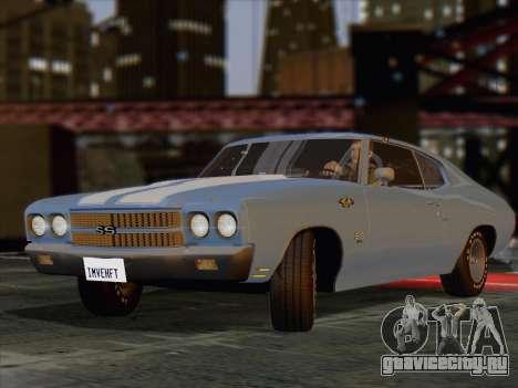 iniENB для GTA San Andreas второй скриншот