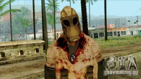 Order Soldier Alex Shepherd Skin для GTA San Andreas третий скриншот