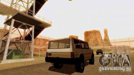 DLC 3.0 Военное обновление для GTA San Andreas одинадцатый скриншот