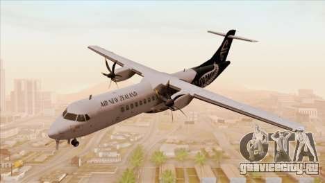 ATR 72-500 Air New Zealand для GTA San Andreas