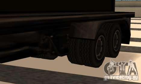PS2 Article Trailer 3 для GTA San Andreas вид сзади