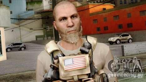 Officer from PMC для GTA San Andreas третий скриншот